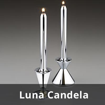 Kerzenleuchter Luna Candela