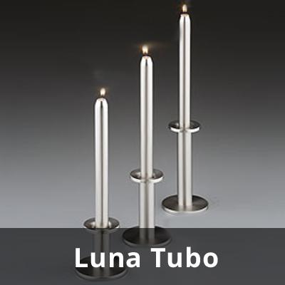 Kerzenhülsen Luna Tubo